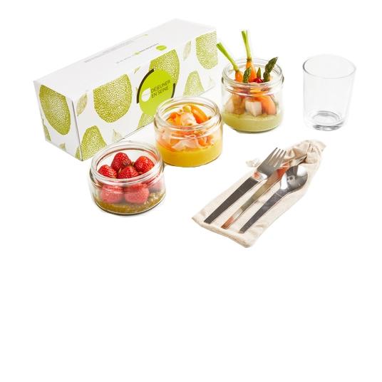 Packaging Dejeuner en Seine