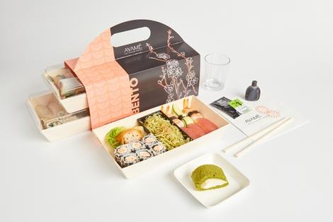 Packaging Cuisine Japonaise